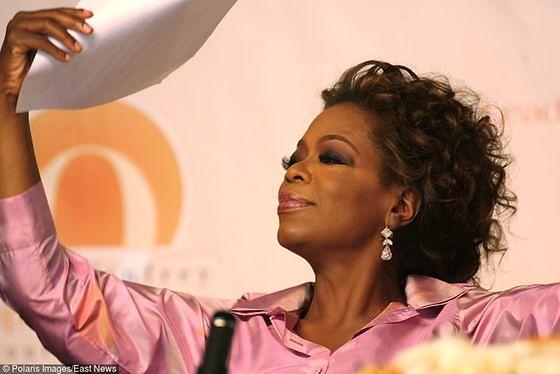 Oprah Winfrey kończy 62 lata