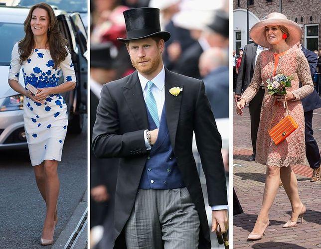 Najlepiej ubrani członkowie rodzin królewskich