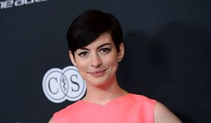 Anne Hathaway mogła utonąć