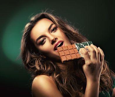 Nowy wynalazek: odmładzająca czekolada