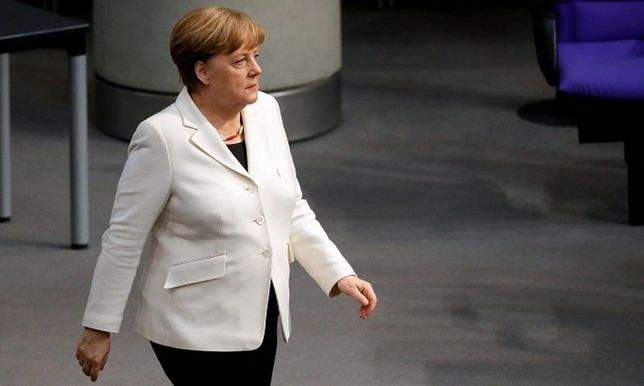 Kanclerz Angela Merkel została wybrana na czwartą kadencję