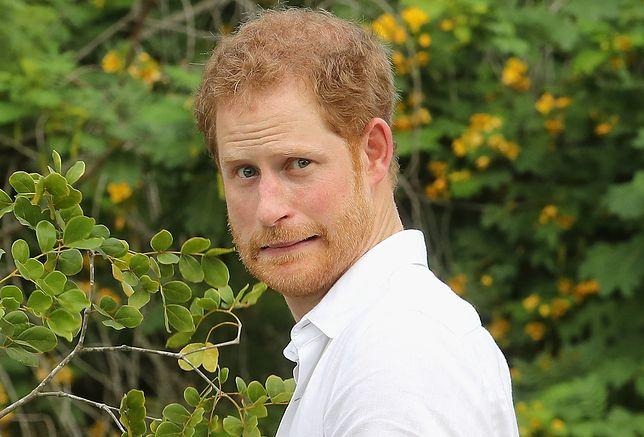Książę Harry miał obiecać kobiecie ślub, do którego nigdy nie doszło