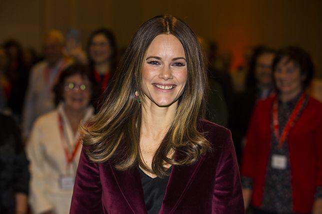 Szwedzka księżniczka Sofia została po raz trzeci mamą