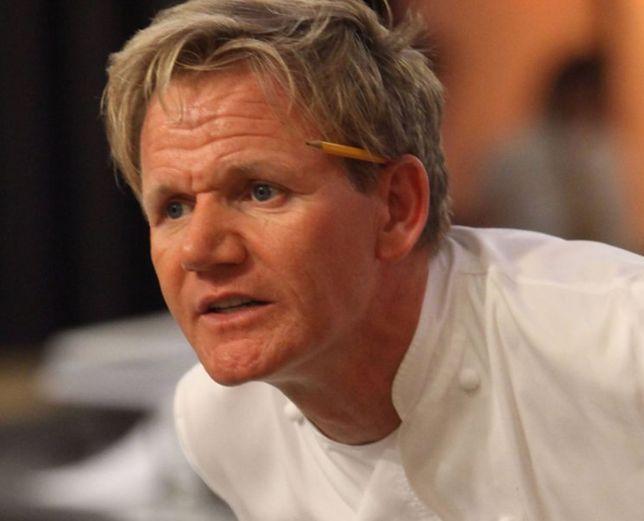 Gordon Ramsay odradza jeść w jednym miejscu. Ujawnia obrzydliwe szczegóły