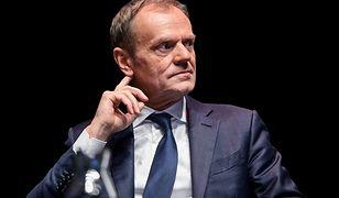 Donald Tusk o koronawirusie w Europie