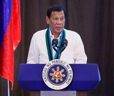 Filipiny: Prezydent Rodrigo Duterte wypowiedział dwustronna umowę z USA regulującą stacjonowanie amerykańskich wojsk