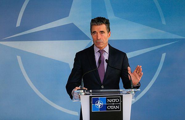 Rasmussen: NATO potwierdzi gotowość do obrony wszystkich członków