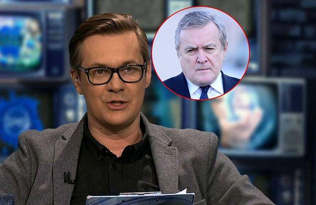 Grzegorz Markowski i Krzysztof Daukszewicz żartowali ze słów ministra, które okazały się nieprawdziwe