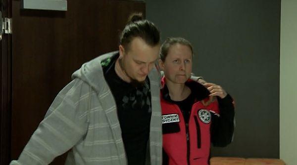 Sebastian Schrom trafił do szpitala