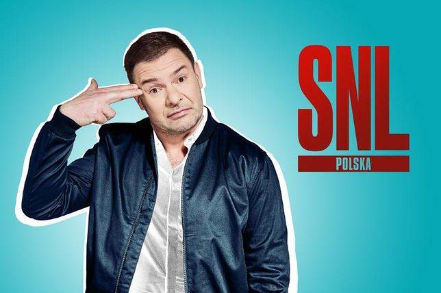 """Tomasz Karolak w """"SNL Polska"""""""