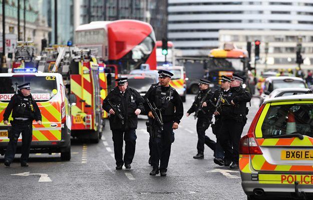 Zamach w Londynie. Polak wśród rannych