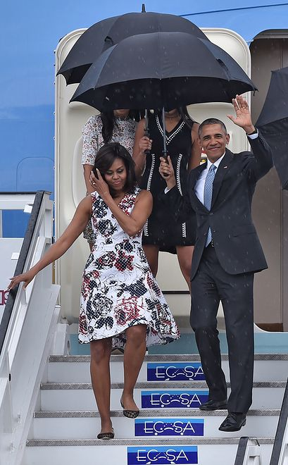 Pierwsza Dama na Kubie: co Michelle Obama założyła w historyczną podróż?