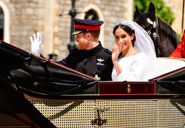 Meghan i Harry obchodzili rocznicę. Na żadnym z niepublikowanych dotąd zdjęć nie ma księżnej Kate