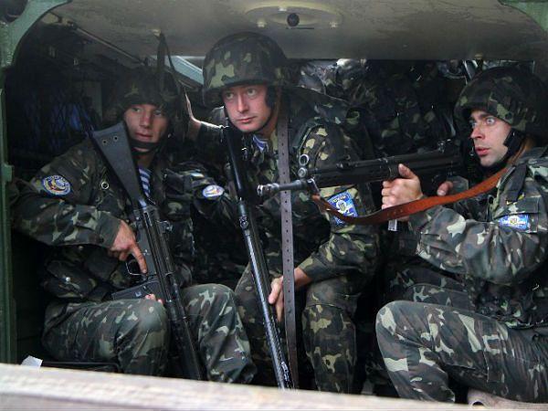 Ukraińska armia postawiona w stan gotowości bojowej