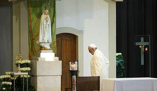 Papież Franciszek od lat sprzeciwia się pedofilii w Kościele