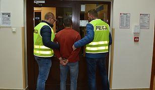 Mężczyzna ze Śremu, który podpalił swoją żonę, został tymczasowo aresztowany
