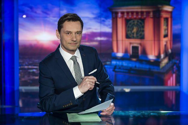 """Krzysztof Ziemiec o """"dobrej zmianie"""", """"Misiewiczach"""" i roli """"czwartej władzy"""""""