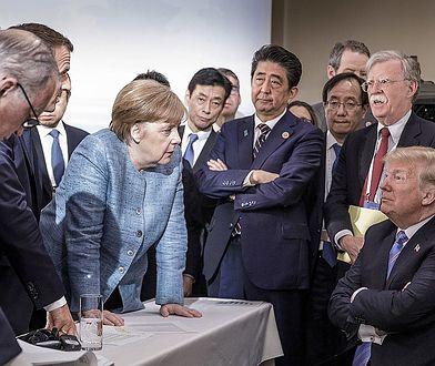 Szczyt G7 w La Malbaie w Quebecu. Zdjęcie-symbol.