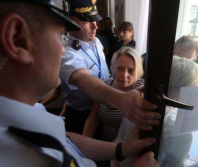 Po proteście w maju 2018 r. Iwona Hartwich otrzymała dwuletni zakaz wejścia do budynku Sejmu