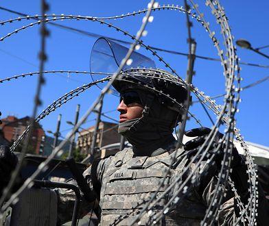 SIły NATO do dziś stacjonują w Kosowie