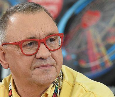 Prezes Fundacji WOŚP Jerzy Owsiak