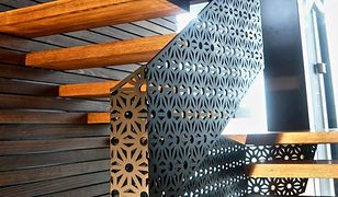 Balustrada - efektowne wykończenie schodów