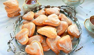 Ciasteczka Katarzynki na imieniny Katarzyny i dzień wróżb