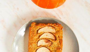 Ciasto owsiano-dyniowe ze stewią. Coś słodkiego i zdrowszego