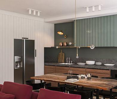 Najpopularniejsze kolory ścian do kuchni na jesień 2017