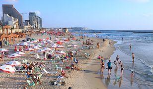 Tel Awiw jest jednym z najciekawszych kierunków wakacyjnych dla Europejczyków w ostatnich latach