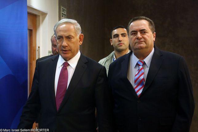 Premier Izraela Benjamin Netanjahu oraz minister Izrael Katz w ostatnim czasie narazili się Polakom swoimi wypowiedziami