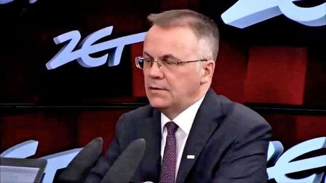 Jarosław Sellin o propozycji dla ECS
