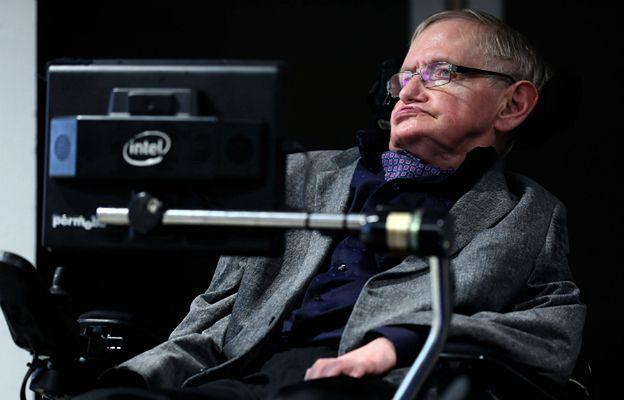 Stephen Hawking obchodzi 75. urodziny