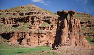 Niezwykłe formacje skalne czekają na turystów