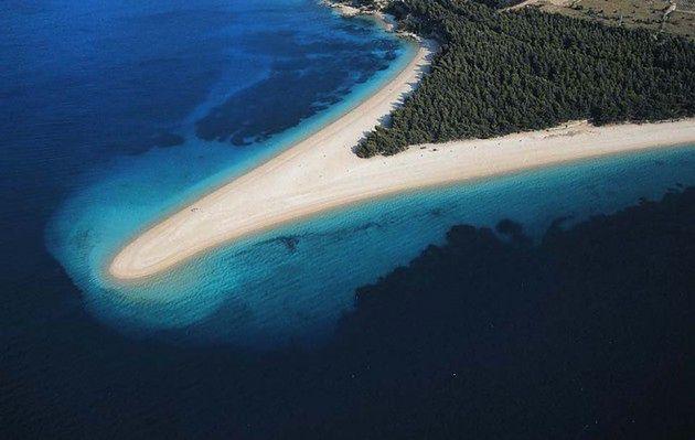 Bol na wyspie Brač