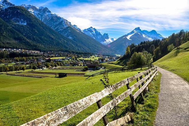 Fulpmes, Dolina Stubai, Austria