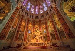 Witraże w katedrze w Chartres. Czy za jeden z nich naprawdę zapłaciły średniowieczne prostytutki?