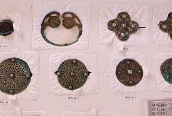 Odnaleziono skarby Wikingów. Teraz szkocki Kościół chce za nie pieniądze