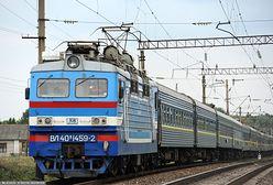 Ukraina. Korupcja na kolei. Pracownicy pieniądze trzymali w lodówce
