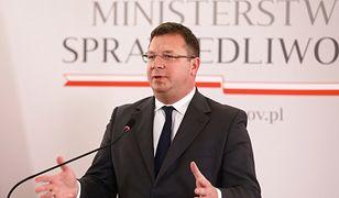 Michał Wójcik przekonuje, że trwa wielka bitwa o polski wymiar sprawiedliwości