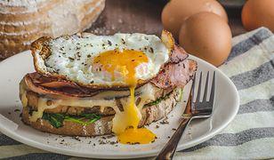 Croque Monsieur - pyszna kanapka na gorąco