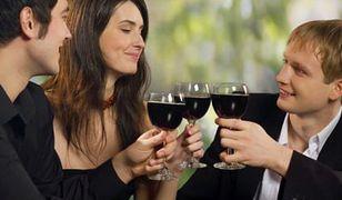 Jeśli wino, to białe czy czerwone?