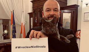 Sylwester 2020 bez fajerwerków. Wrocław nie strzela. Warto pamiętać o zwierzętach