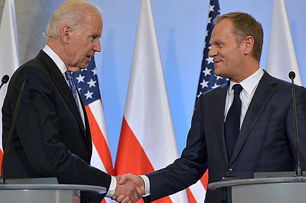 Joe Biden: świat przejrzał i zdemaskował Rosję