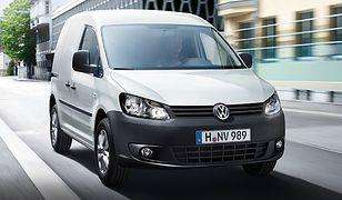 Volkswagen wyprzedaje samochody użytkowe z rocznika 2014