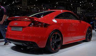 Audi TT RS Plus: wiosna będzie ognista