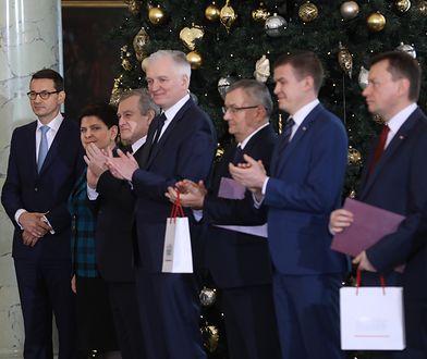 Wynagrodzenia w ministerstwach rządu Morawieckiego