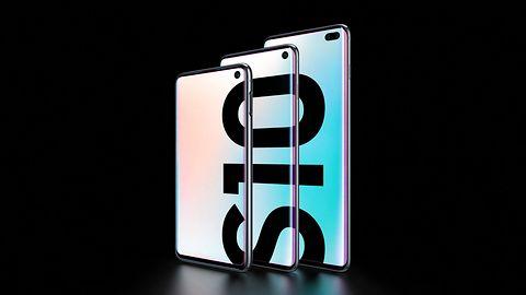 Samsung S10 ma najlepszy ekran w historii smartfonów. W teście DisplayMate pobił rekord