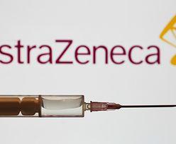 Koniec szczepionki AstraZeneci? Firma zmienia nazwę preparatu