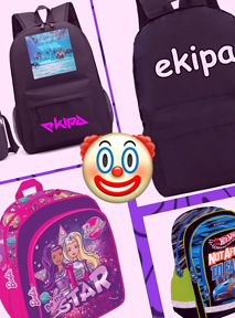 Który plecak wybierzesz na początek roku szkolnego? [QUIZ]